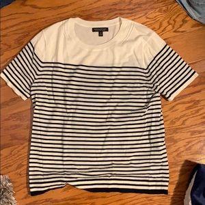 Banana Republic Stripe Shirt